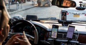 These Apps Are an Uber Driver's Co-Pilot