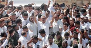 Sri Lankan Critics Fear a Crackdown Is Underway, and Some Flee