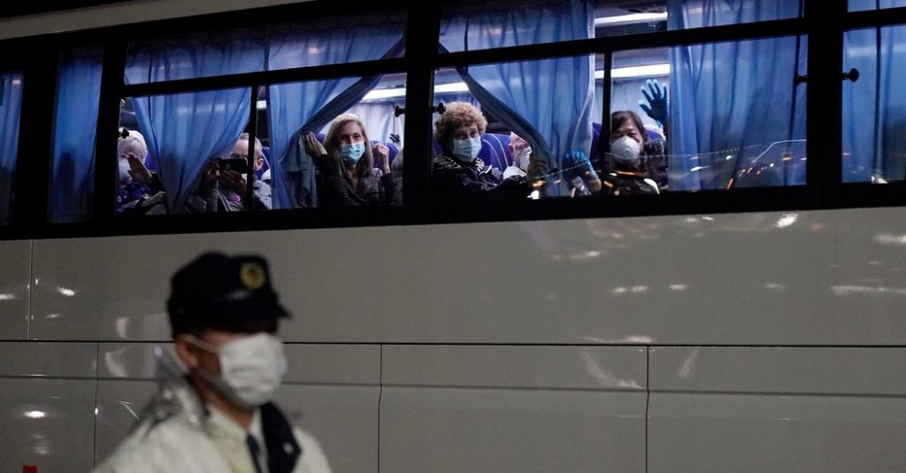 Trump Was Furious That Passengers With Coronavirus Were Brought Back to U.S.
