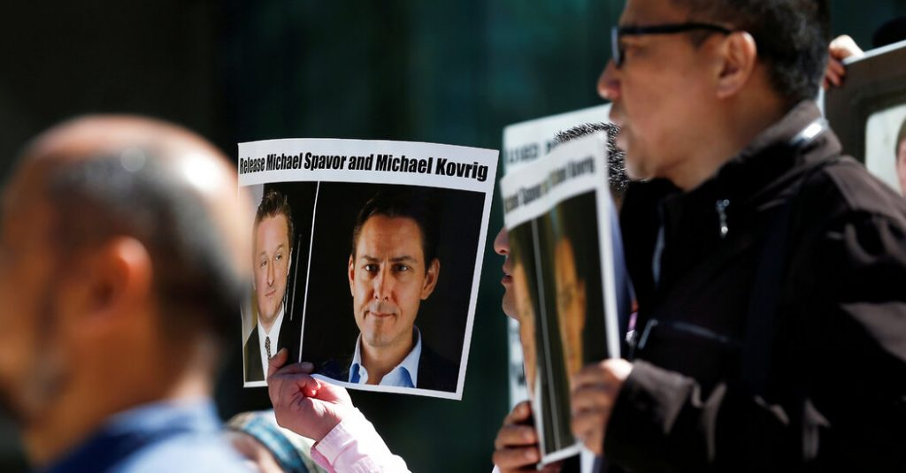 China Sentences Canadian Michael Spavor to 11 Years in Prison